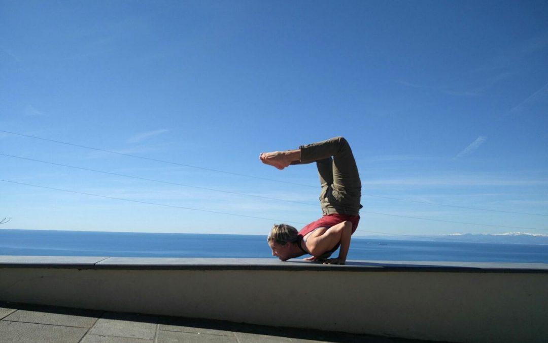 Vinyasa Yoga Flow & Yin Yoga@Genova