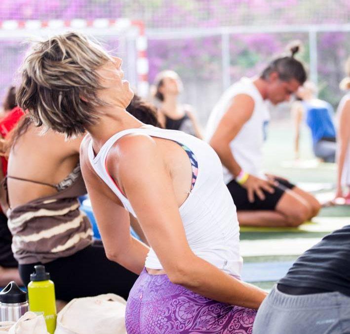 Corso di Yoga dinamico a Chiavari